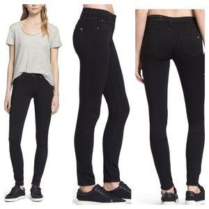 🌸Rag&Bone Black LEGGING Jean Size 26